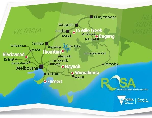 ROSA Map Victoria
