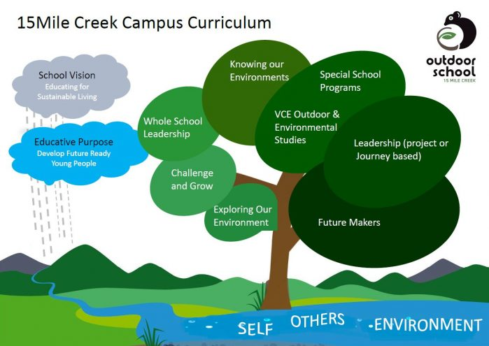 15MC Curriculum Tree